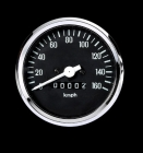 Speed universal  160 km/h