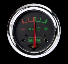 Amperemeter klein r/g