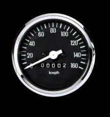 Tacho universal bis 160 km/h